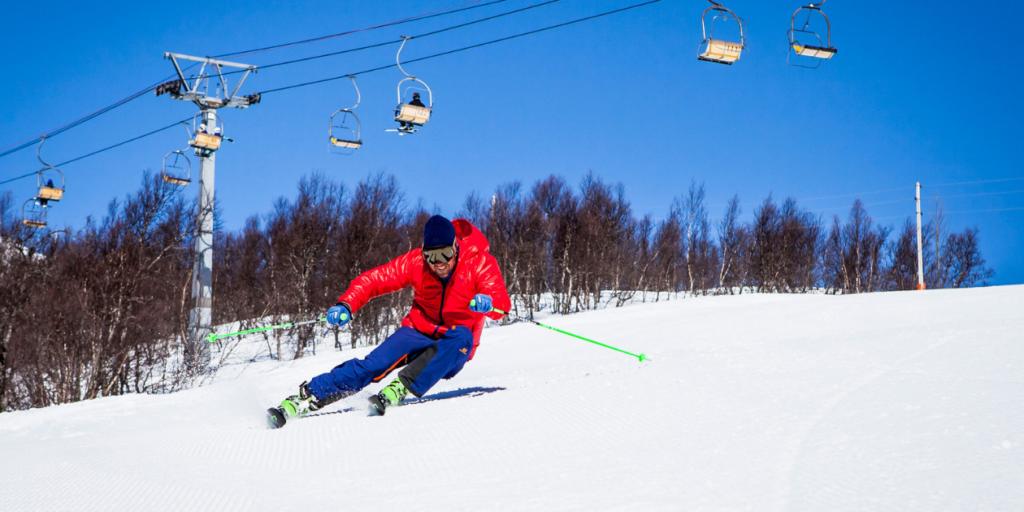 Горные лыжи Австрия