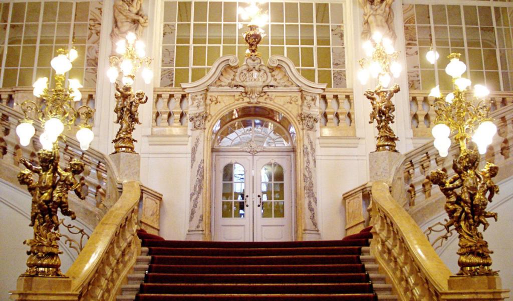 Венская опера билеты
