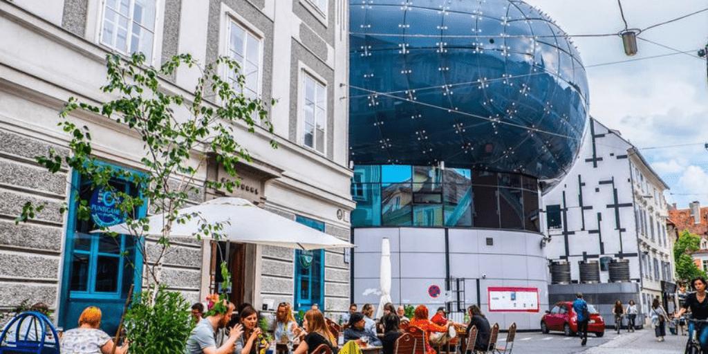 Грац – отличный выбор для европейского туризма