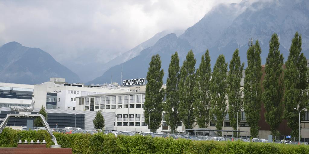 Kristallwelten Wattens Tirol Austria