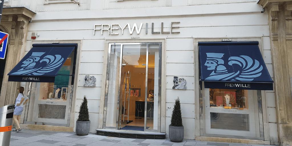 Бутик ювелирных украшений Фрайвилле
