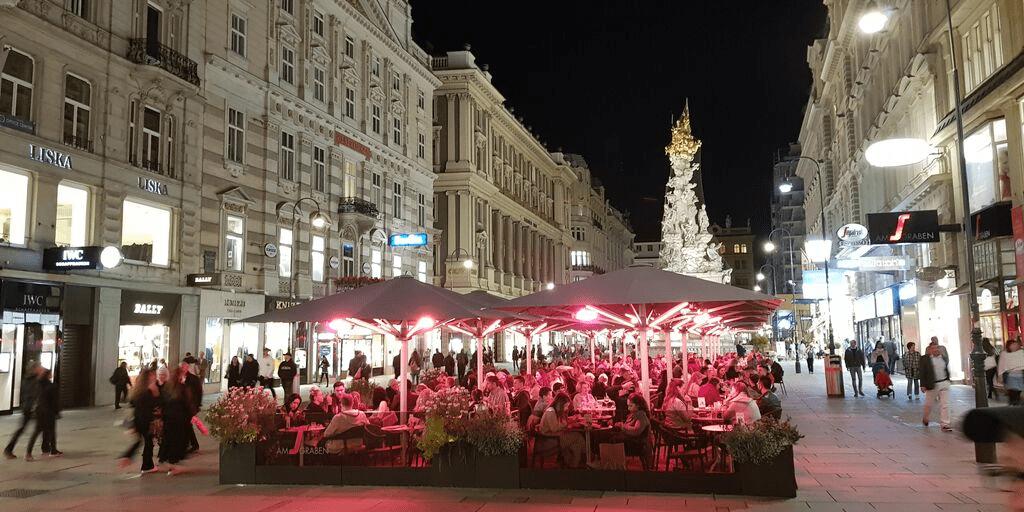 Ночная Вена