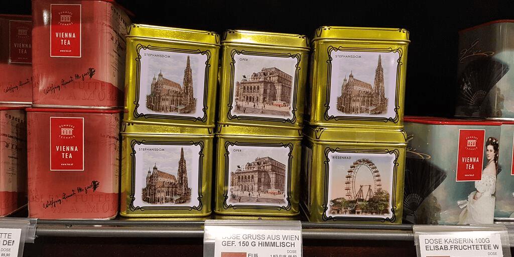 Чай из Австрии