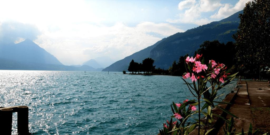 Озера Австрии