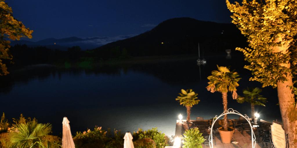 Австрийские озера