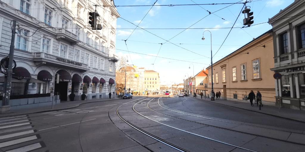 Обстановка с коронавирусом в Австрии
