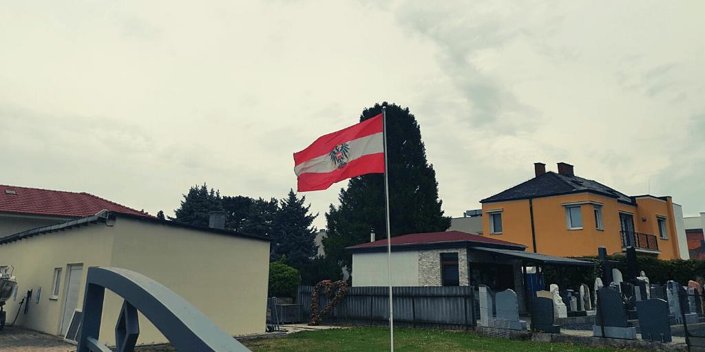 Значение флага Австрии