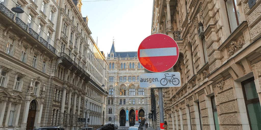 Паркинг в Вене
